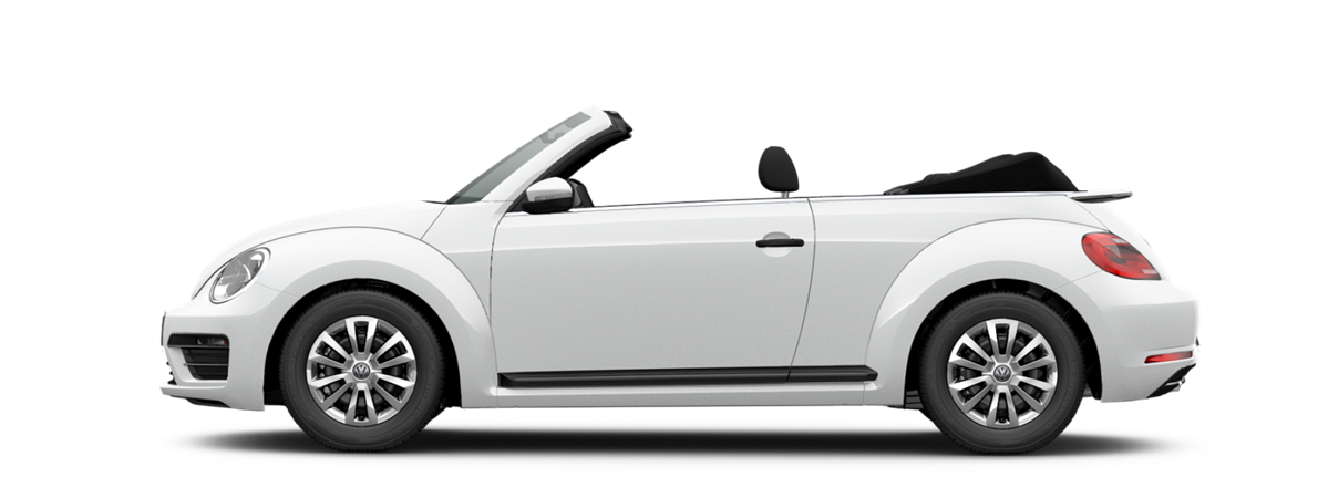 The Beetle Cabriolet 2013 -> 2018